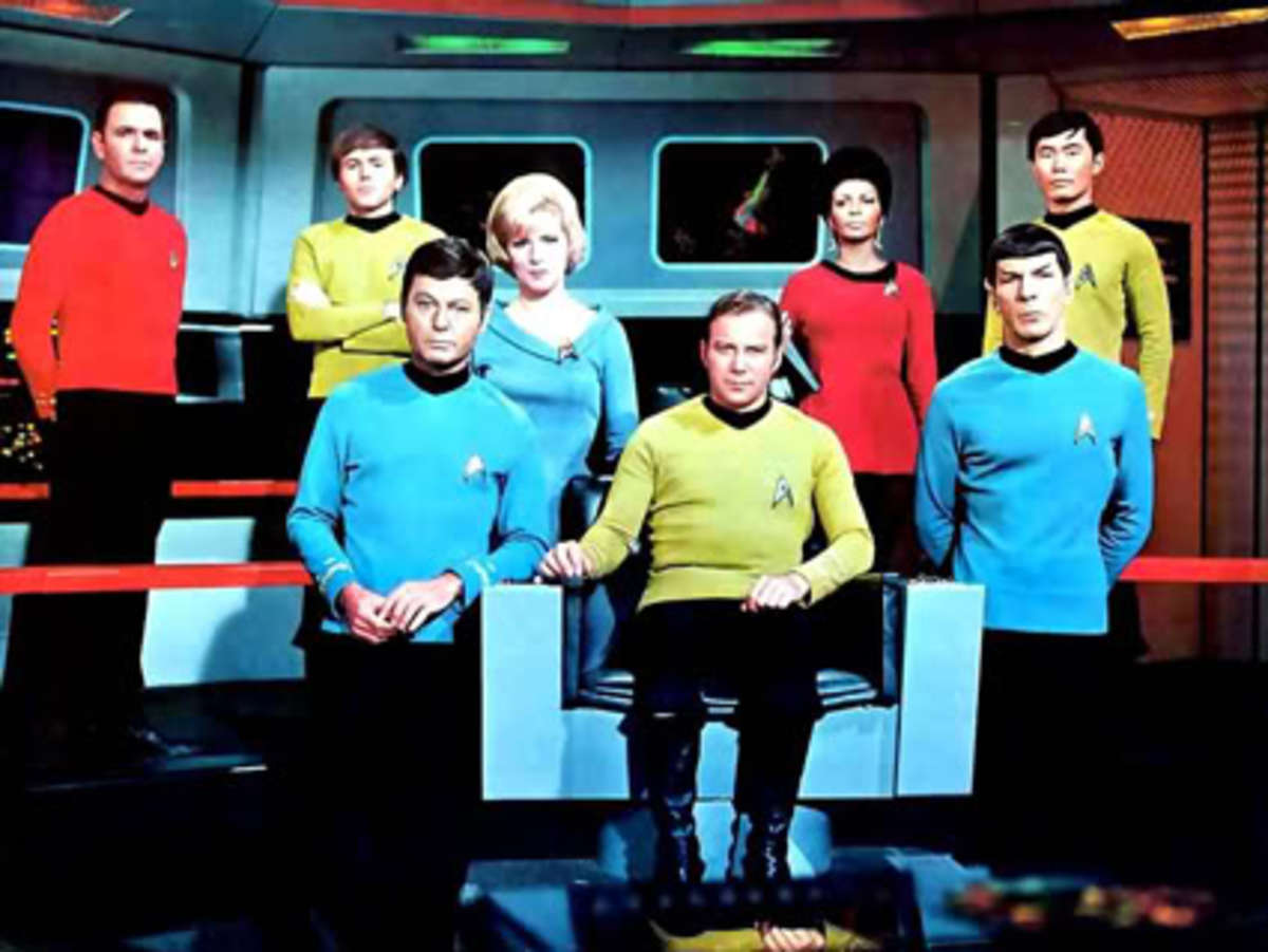 The best and worst original series timeline Star Trek Movies.