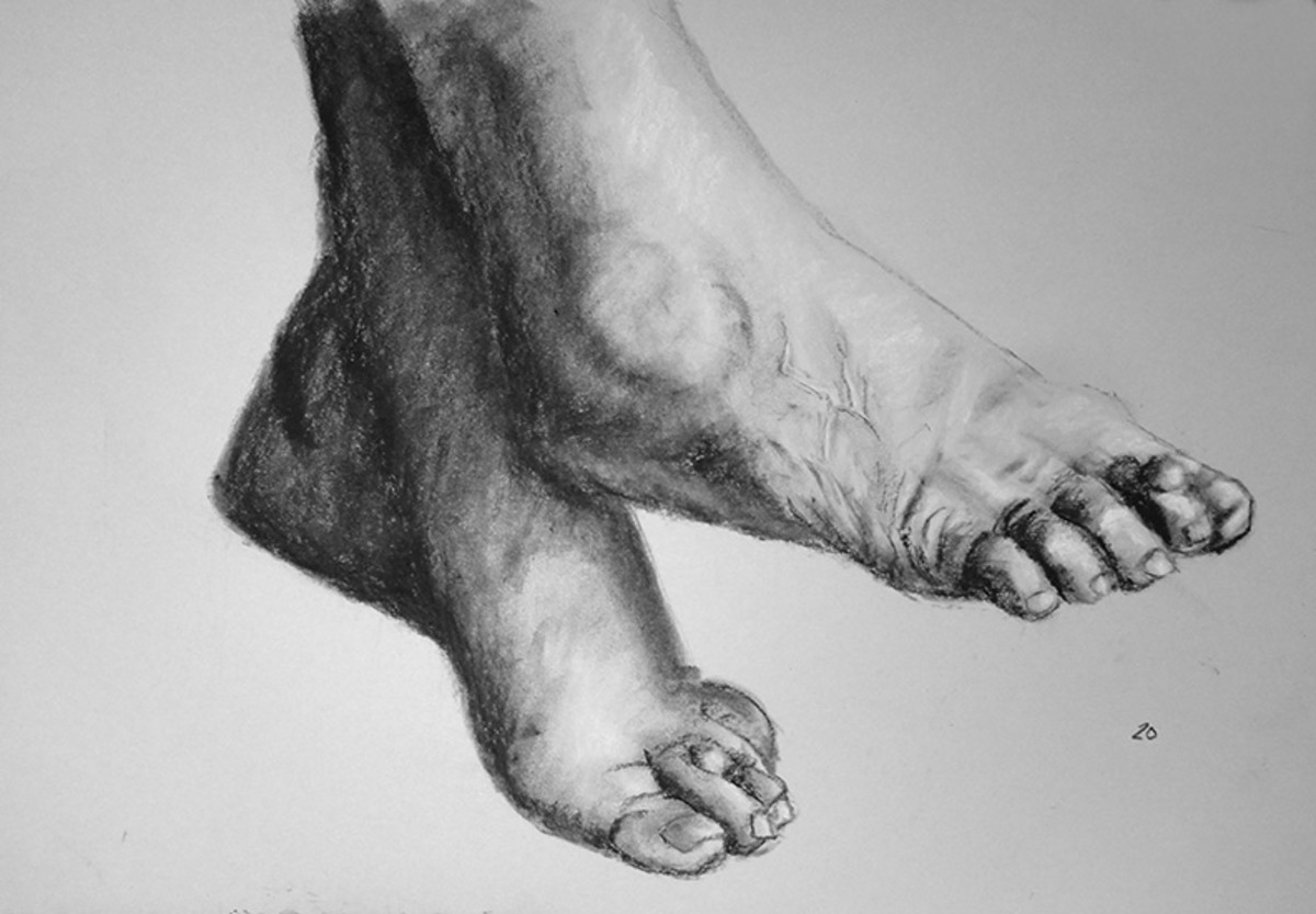 Foot Exercise #20