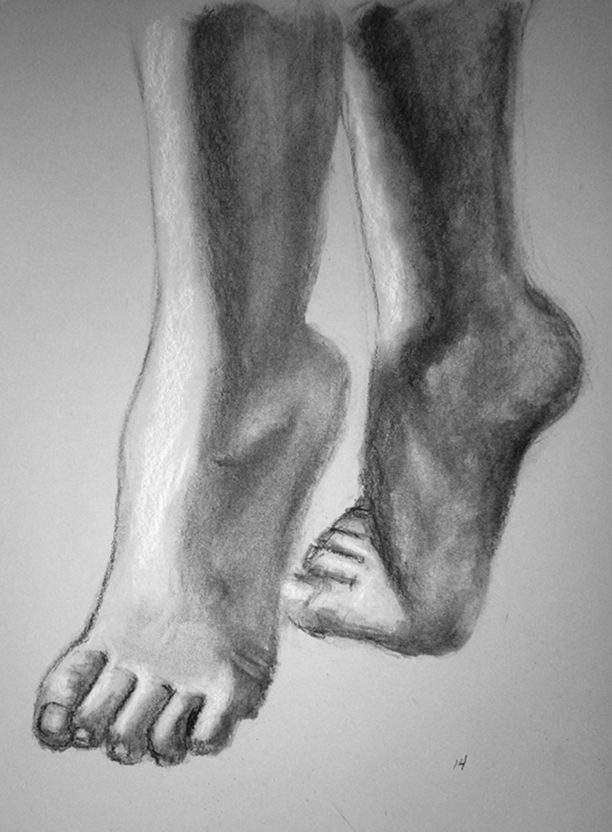 Foot Exercise #14