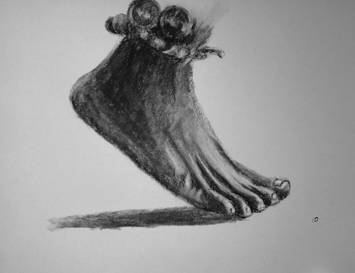 Foot Exercise #10
