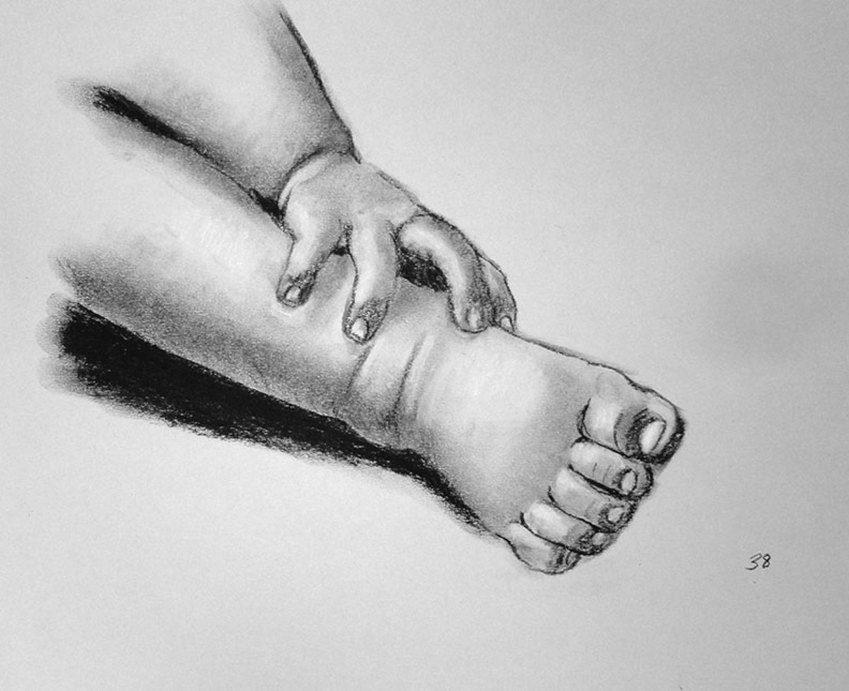 Foot Exercise #38