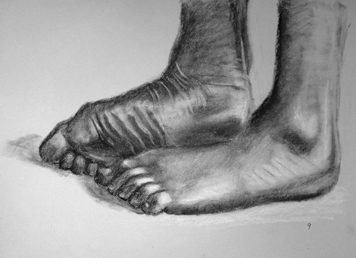 Foot Exercise #9