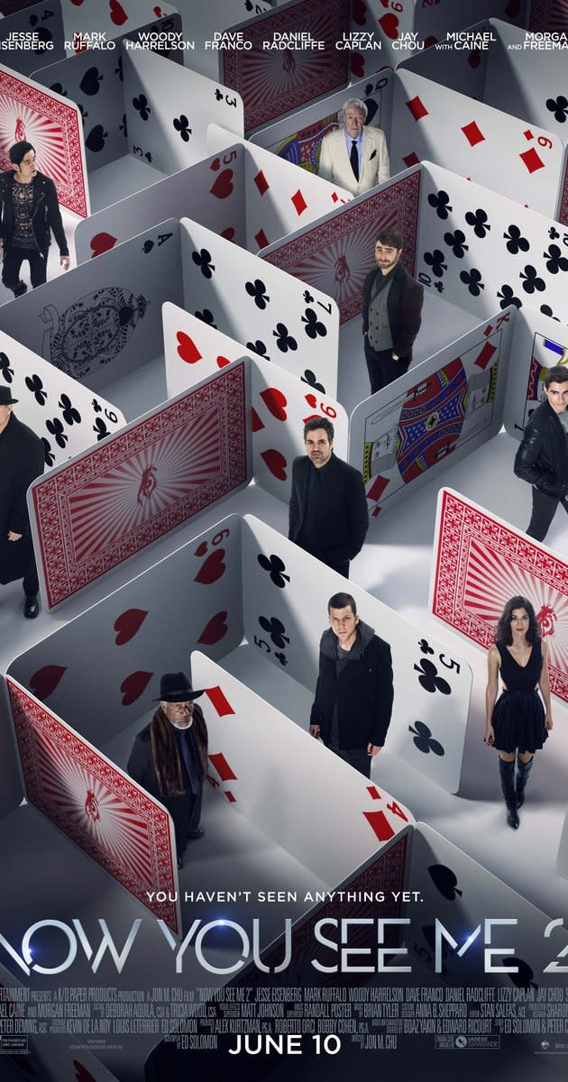 "Magic is so Not in the Air for this ""Now You See Me"" Sequel"
