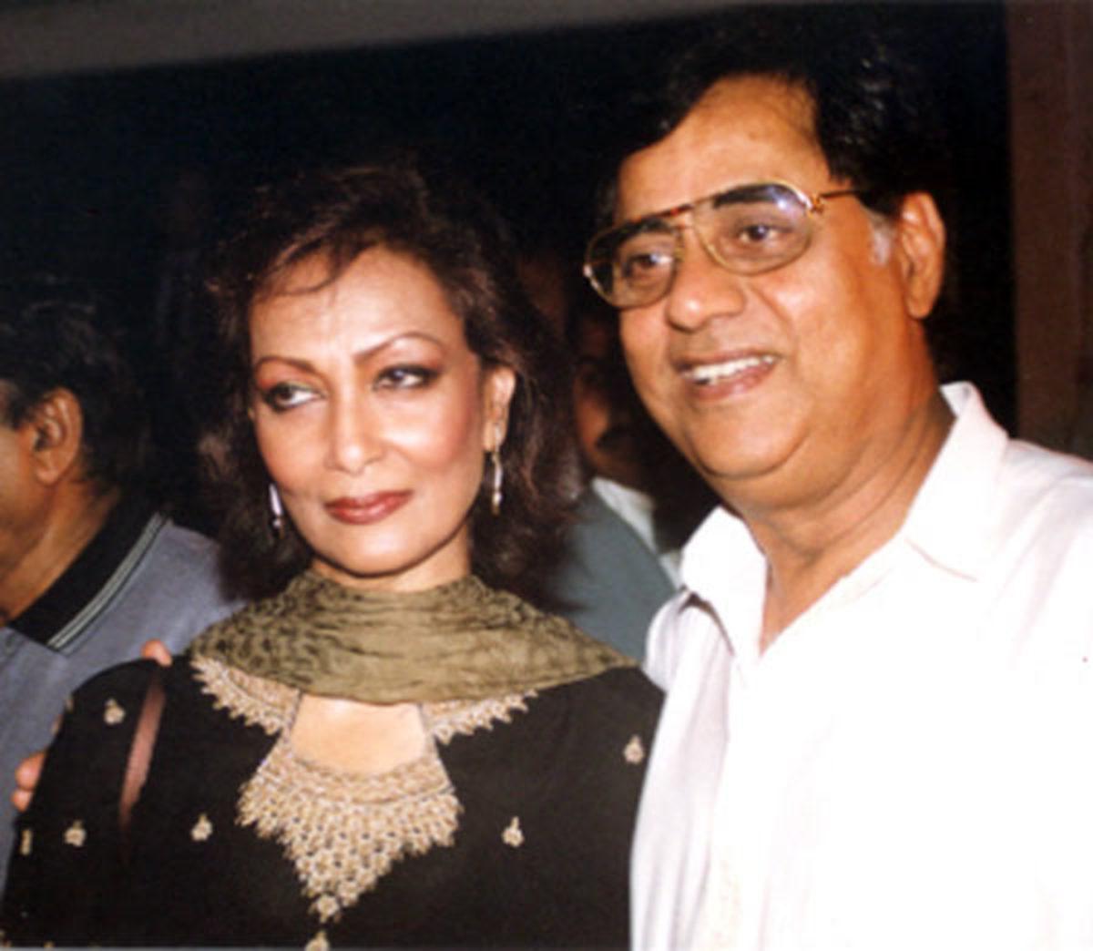 Jagjit Singh -Chitra Singh--The Mesmerising Ghazal singing couple
