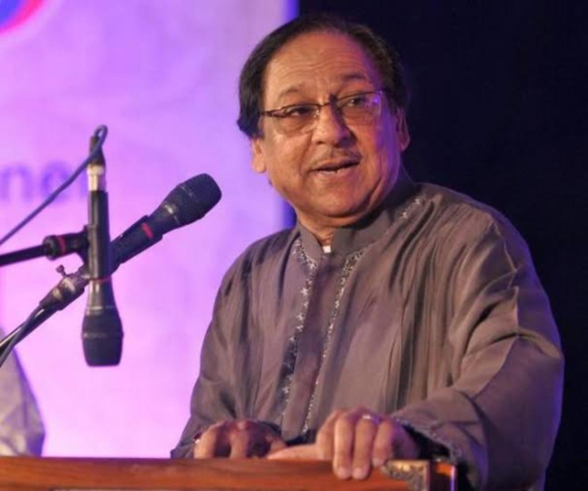 Ghazal Singer—Ghulam Ali