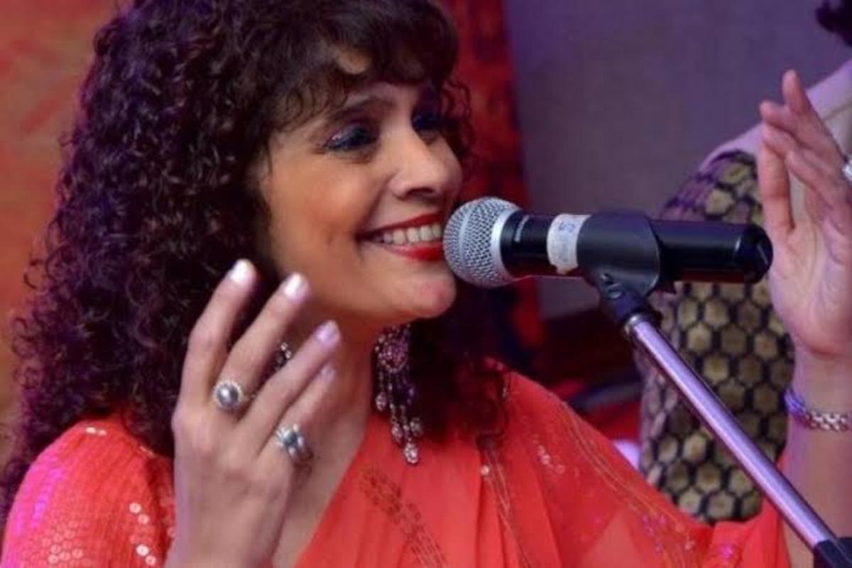 Ghazal Singer—Penaz Masani