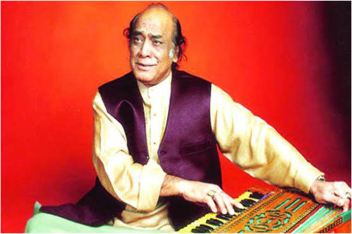 Ghazal Singer—Mehadi Hasan