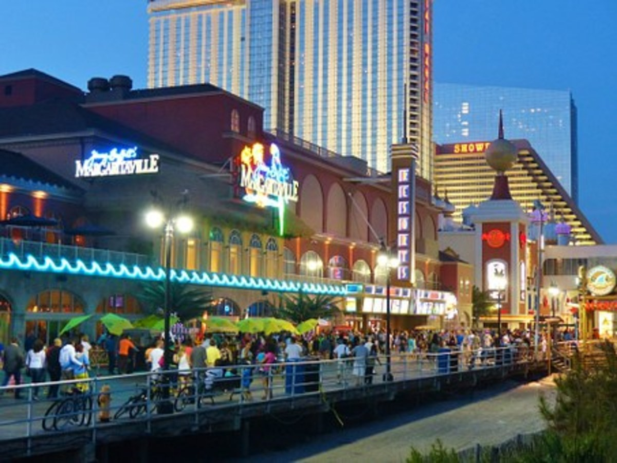 6 Things To Do In Atlantic City