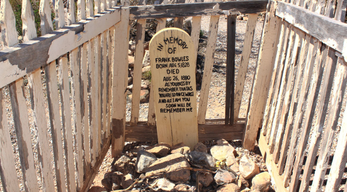 "This epitaph in Boothill cemetery, Tombstone, Arizona is a stark reminder that we are born terminal. ""As you pass by, remember that as you are, so once was I, and as I am so you soon will be. Remember me."""