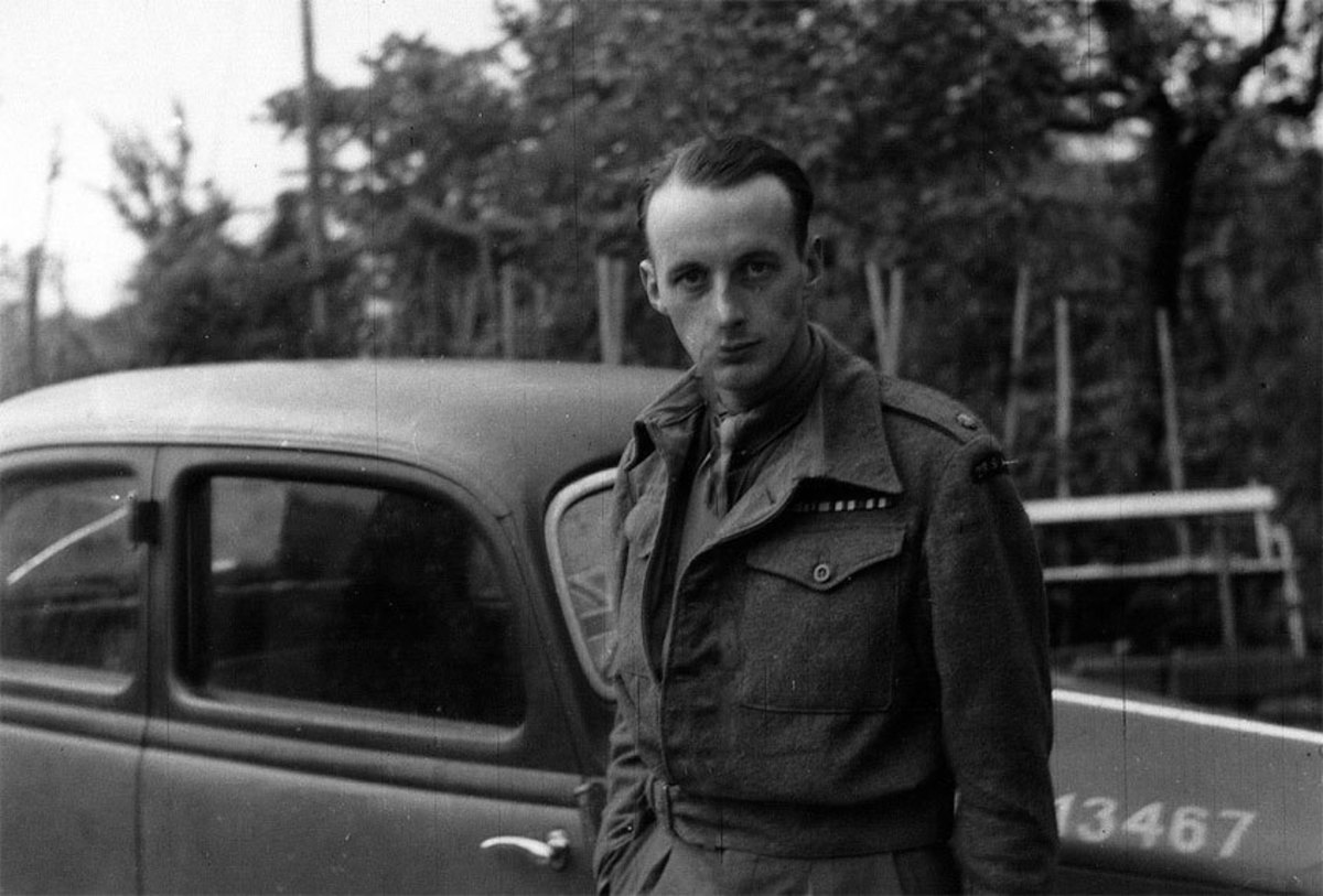 Major Eric Barkworth. His team's task would be hard, to find the murderers before their trail went cold. It would be three years before they could hang up their weapons and call it a day