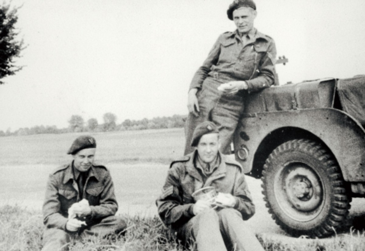 The SAS War Crimes Team under Major E A 'Bill' Barkworth would comb Europe from west to east, south to north for the perpetrators of the massacre of 31 of their comrades