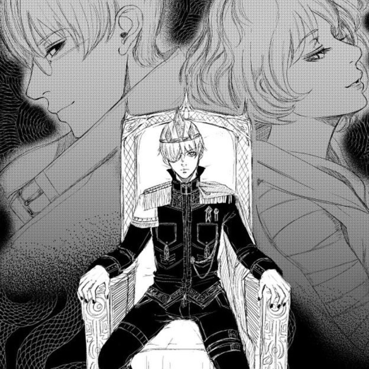 The New One-Eyed King Kaneki and V's King [Partly Proved Tokyo Ghoul Theory]