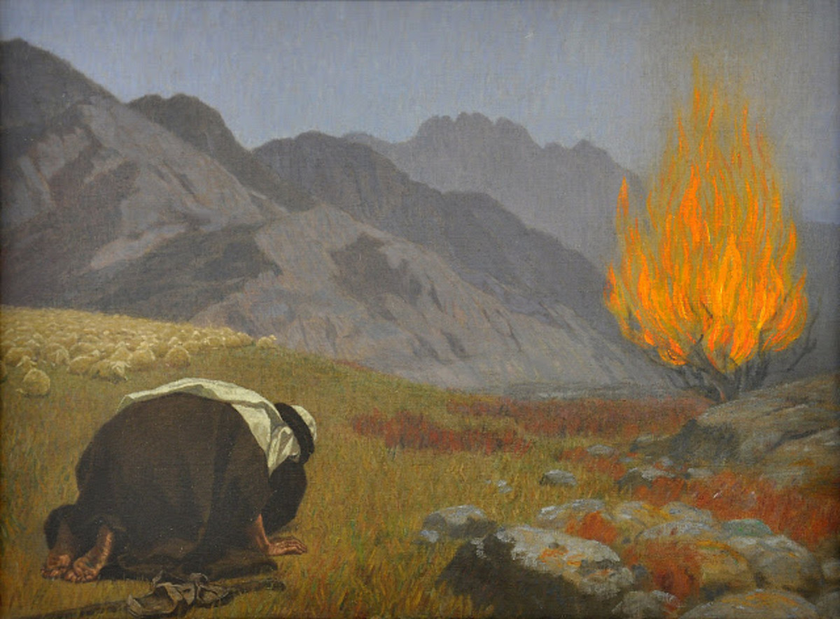Moses' Excuses and God's Assurances