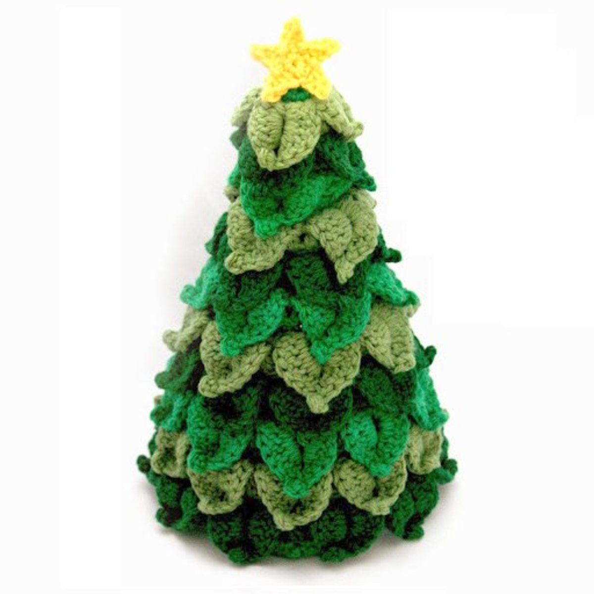 Free Amigurumi Christmas Tree Crochet Patterns.