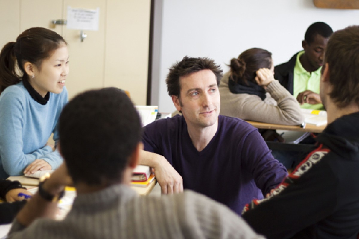 Effective classroom management can help you teach English conversation skills.