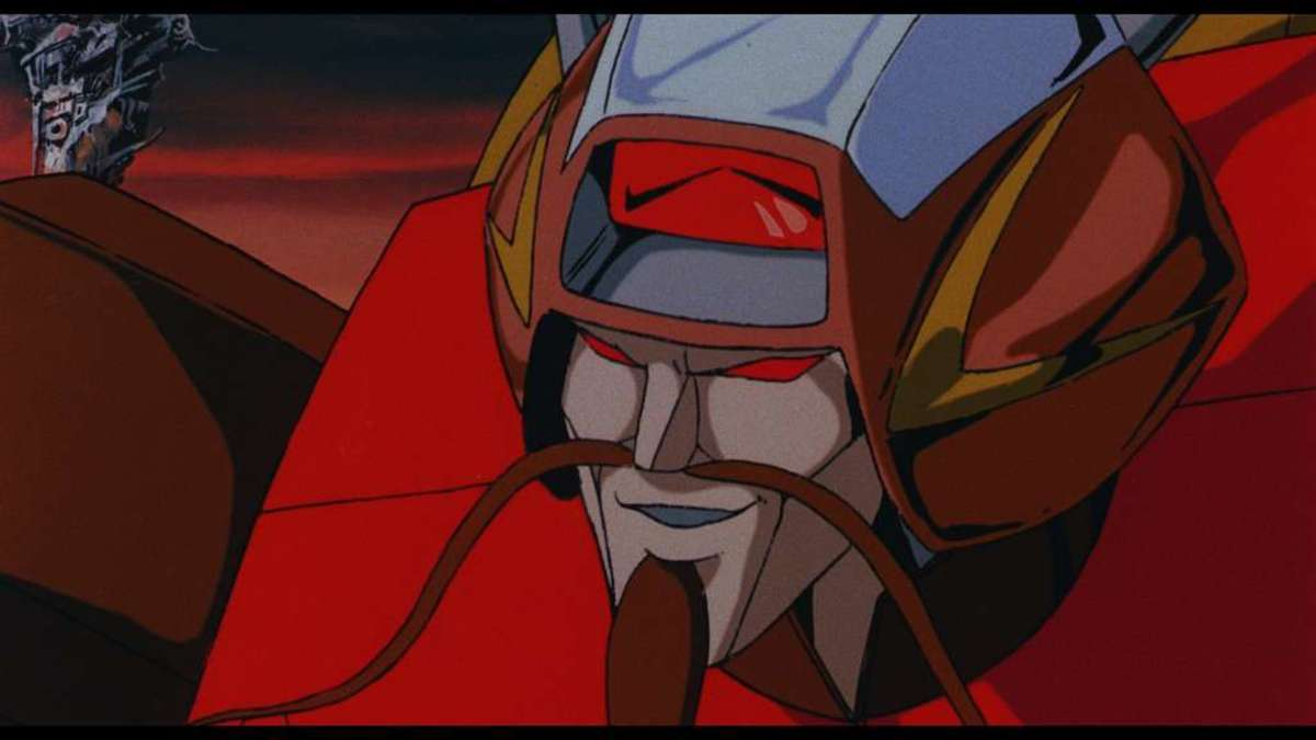 """Planet Junk's Wreck-Gar, voiced by Eric Idle, in """"The Transformers: The Movie."""""""