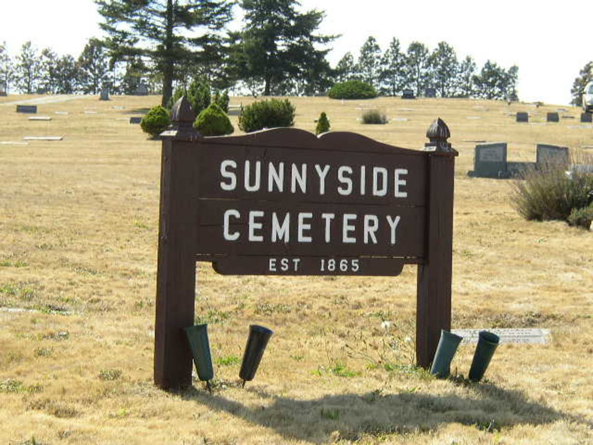 Haunted Cemeteries in Washington State