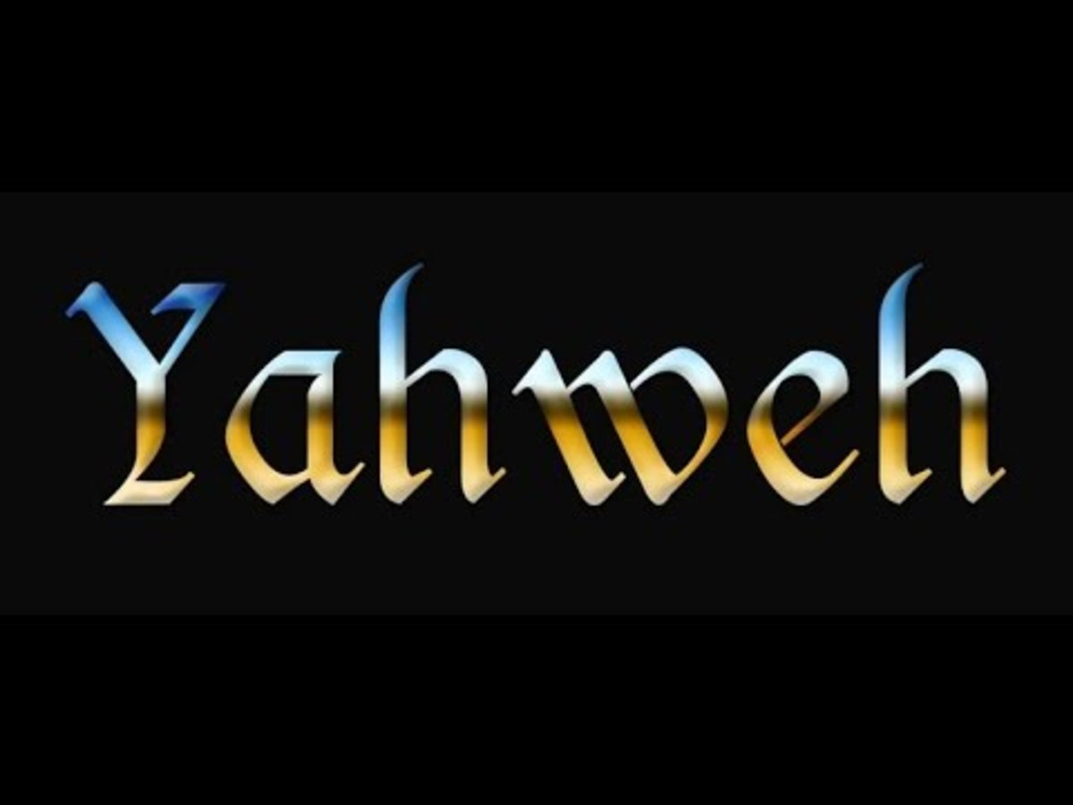 Yahweh - the inconvenient truth: Part 1