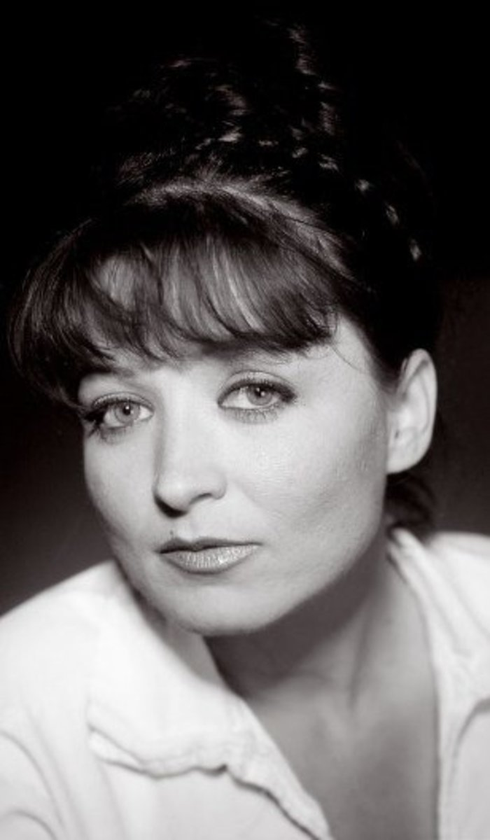 Recent photo of 48 year old Darlie Routier on Death Row