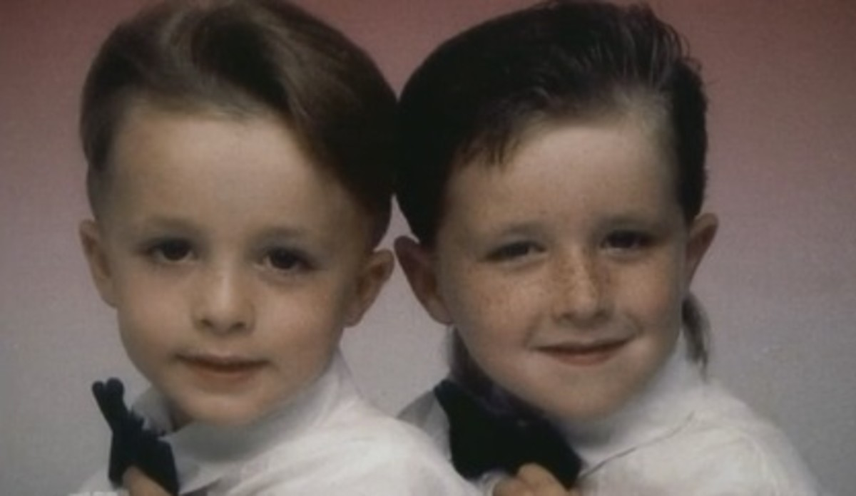 Damon and Devon Routier, innocent murder victims
