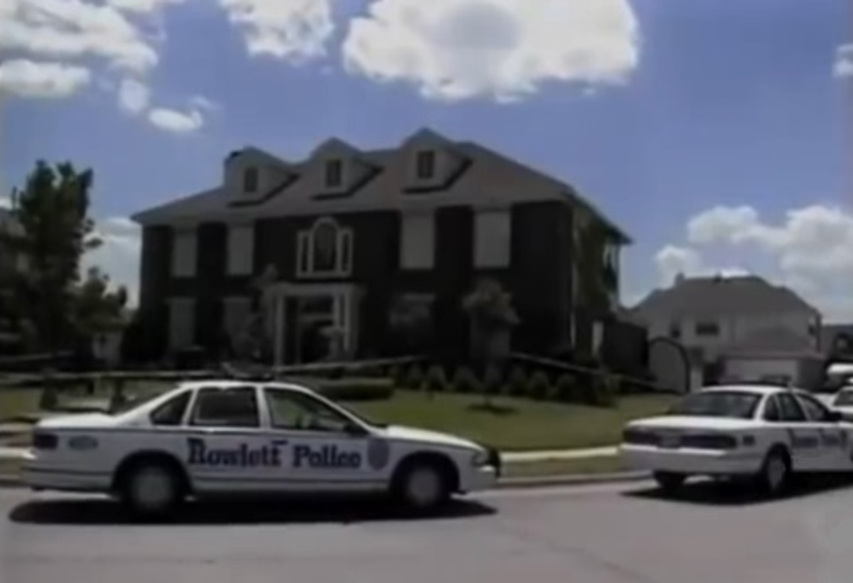 The crime scene was secured immediately after the murders took place on June 6, 1996 and was still being investigated as late as Nov 21, 1996. (less than 2 months before the trial)