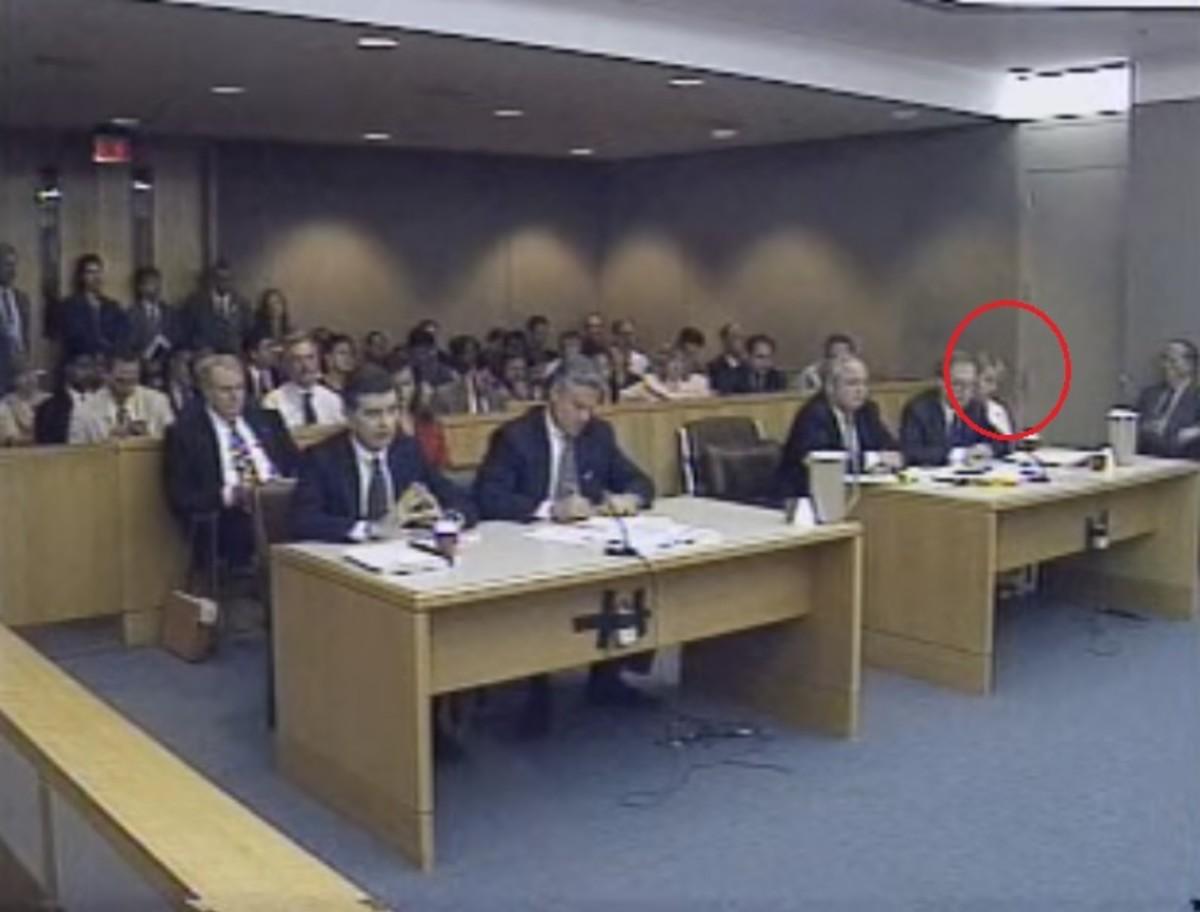 Darlie Routier on trial