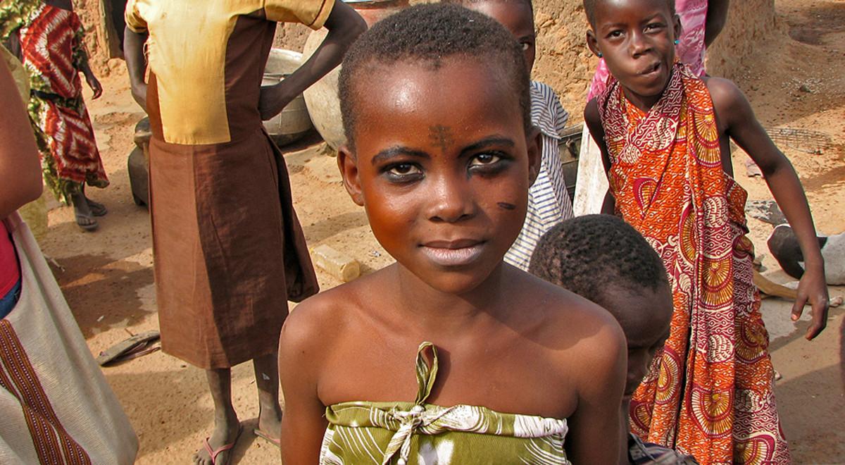 Ghana has 9 major ethnic tribes
