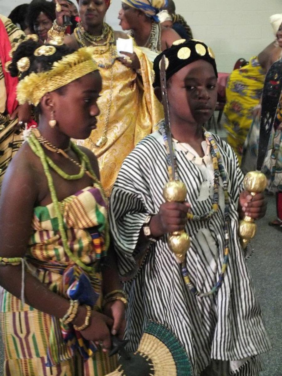 Homowo Festival: Homowo Festival in Ghana