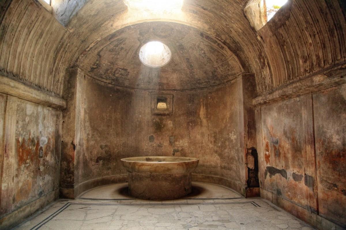 Buildings In Pompeii Hubpages