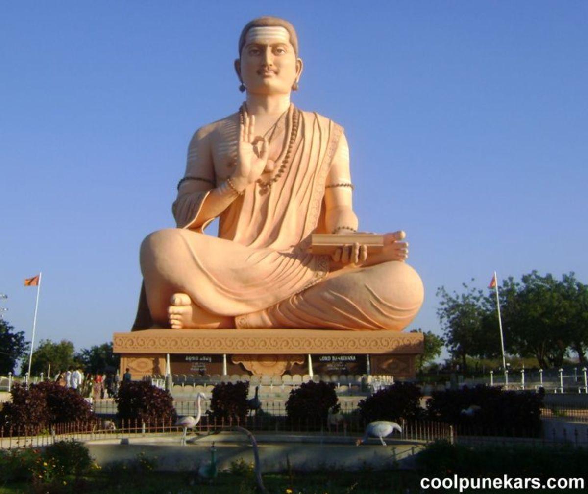 Lord basava Statue of  Basavakalyan, Karnataka