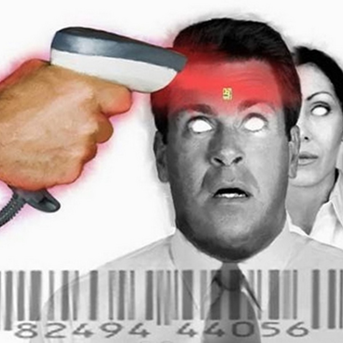 Not paranoia. Not fantasy. Not conspiracy theory. Just not mandated by The State yet. Human microchip implants have existed since 1998.