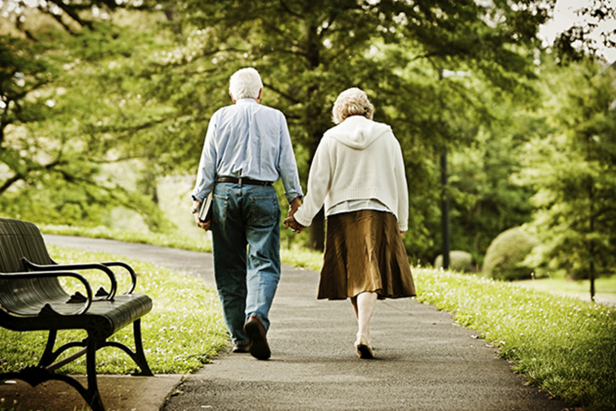 Ten Natural Ways To Increase Your Lifespan - A Guide For Living Longer