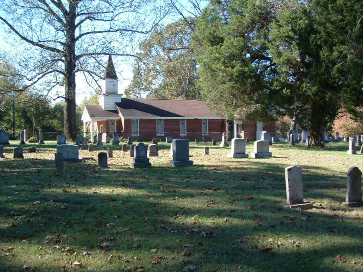 Haunted Cemeteries in Tennessee Part 1