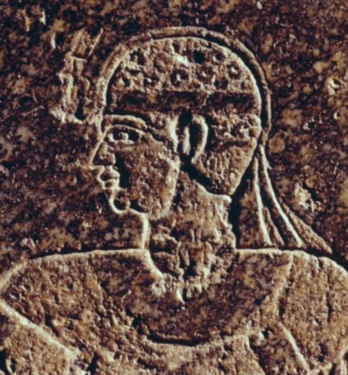 """The Story of a Nubian King Etched in Stone."""