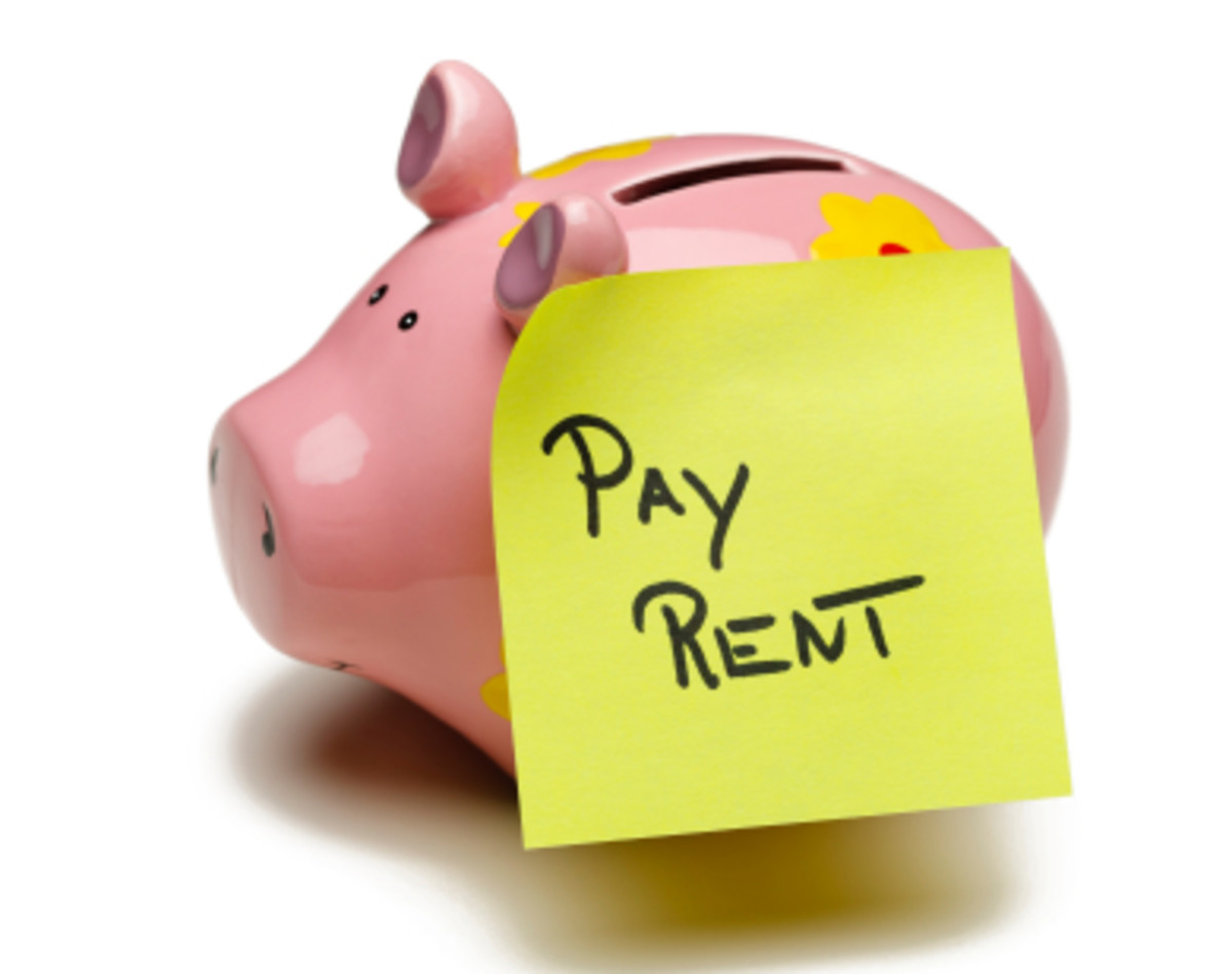 My Experience of Renting a House in China: Paying the Rent
