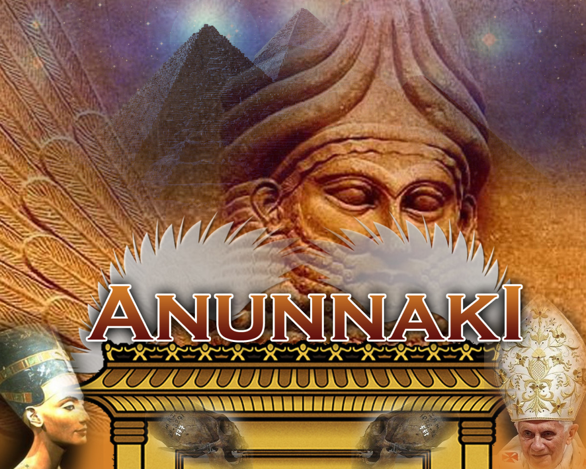 Anunnaki, Nibiru Planet X and the Origins of the Human Race