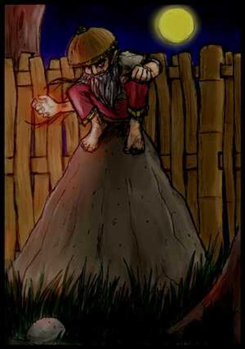 Philippine Folklore: Nuno