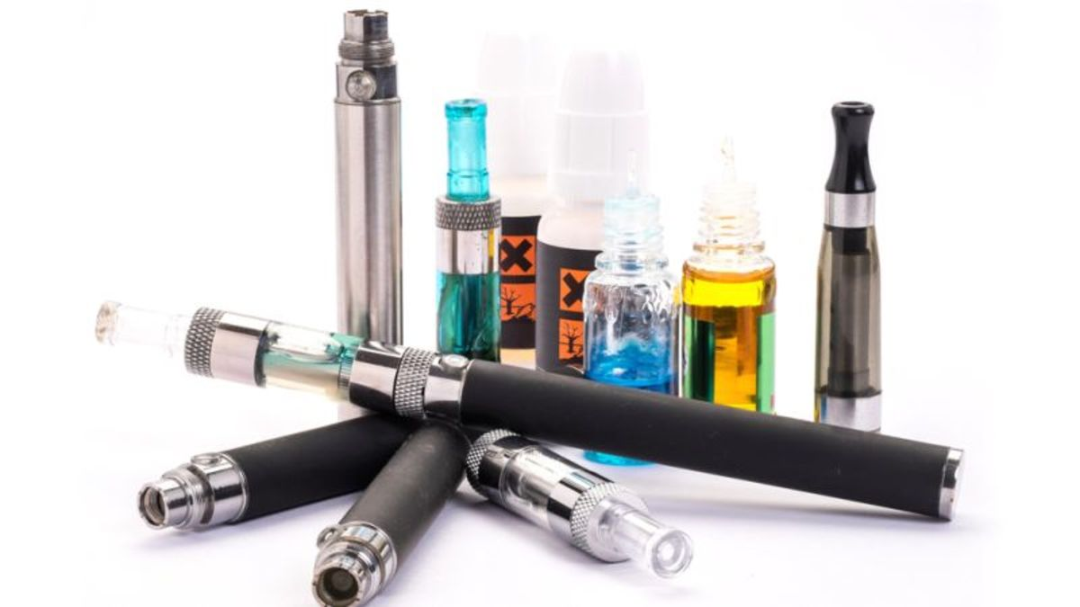 Long Term Consequences of Vaping or using Electronic Cigarettes