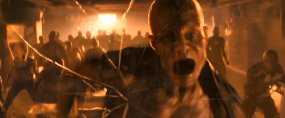 The CG boogiemen just aren't believable enough to be frightening