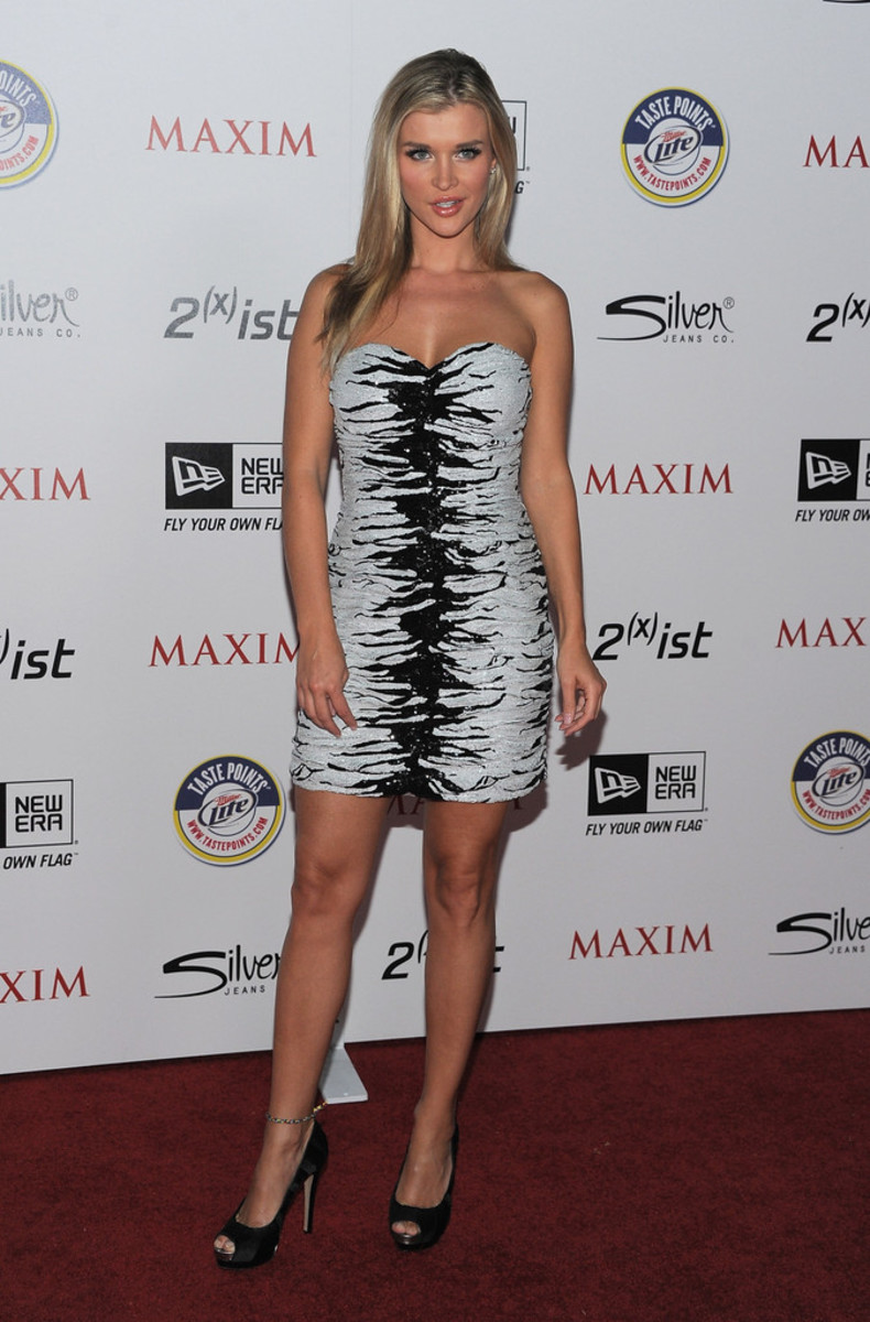 Joanna Krupa at an event for Maxim Magazine (2011).