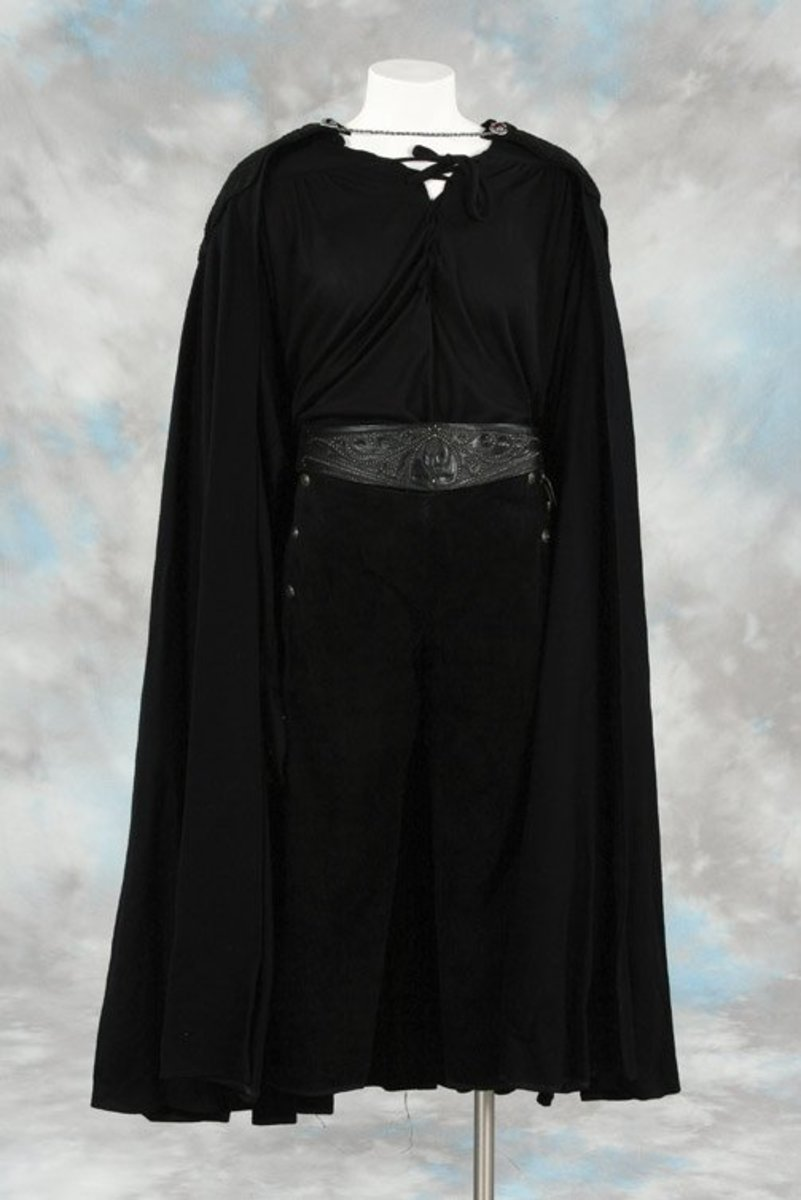 DIY Zorro Costume For Halloween