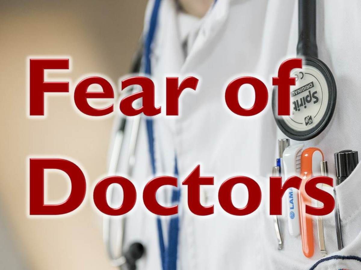 How Adults Can Cope With the Fear of Doctors?