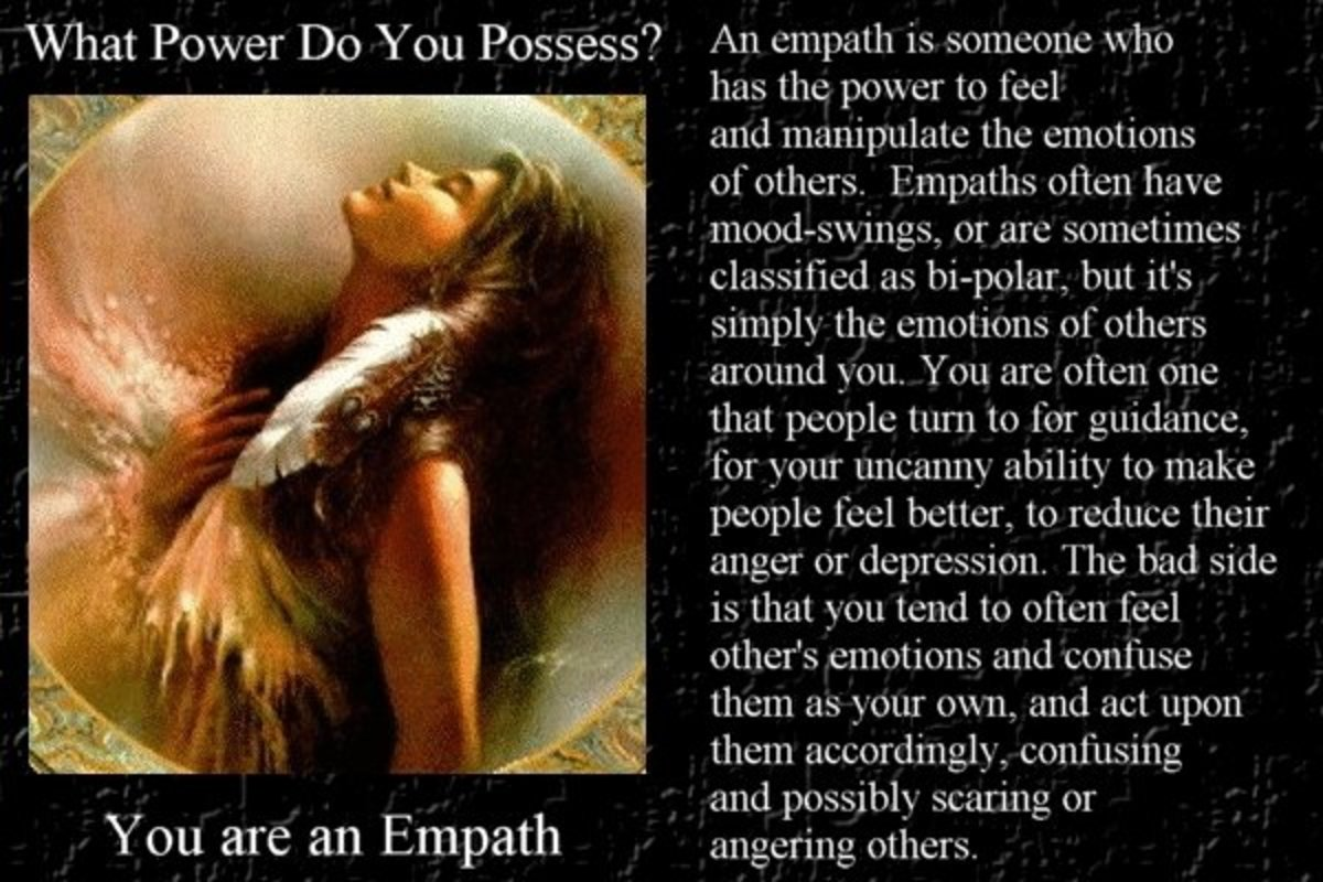 Noticing Empath Characteristics