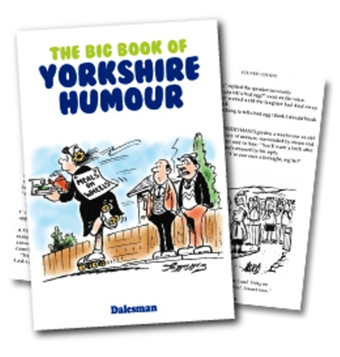 Now you've been bitten by the learning bug, the next stage in understanding Yorkshire will come a bit easier