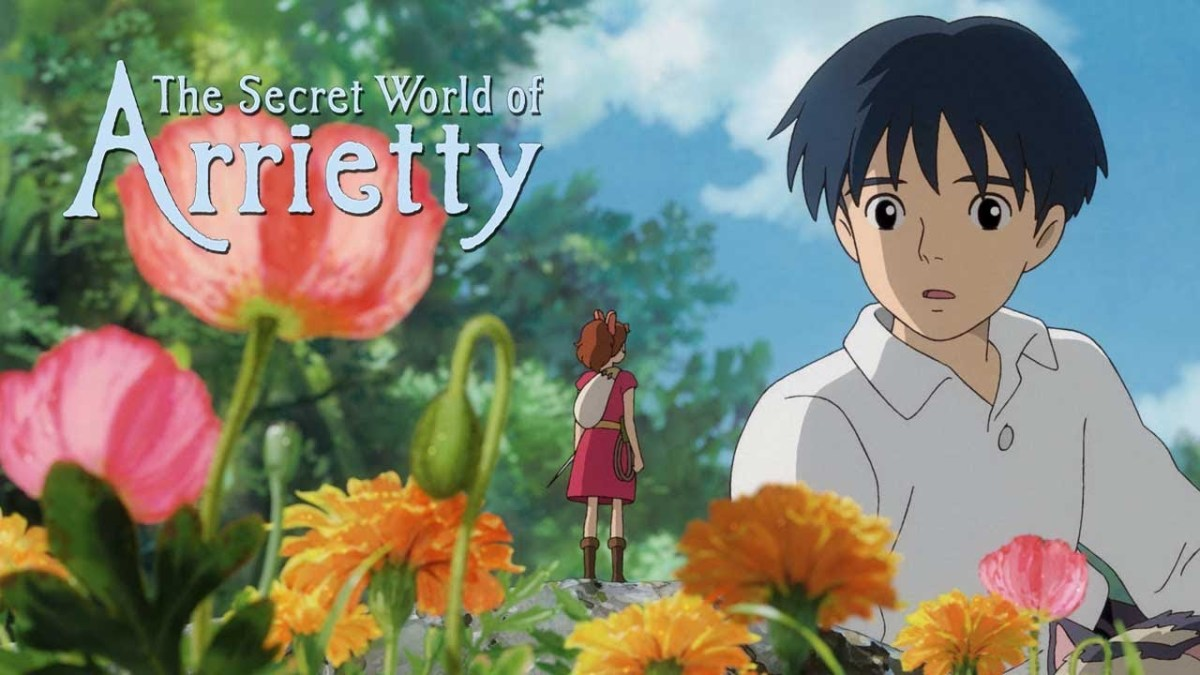 Film Review: The Secret World of Arrietty
