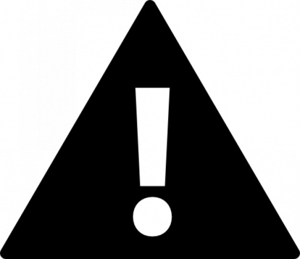 The Broken Link symbol