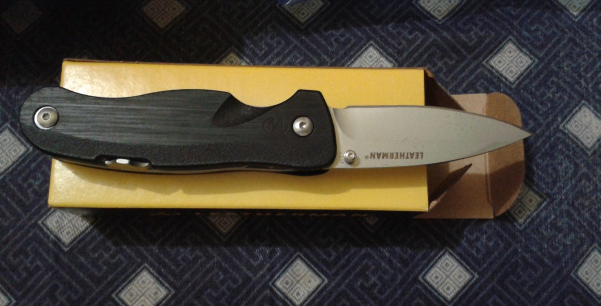 Stupid Things People Say About My Pocket Knife