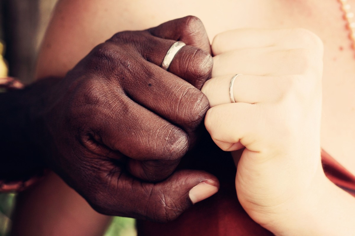Why Black Men Marry White Women
