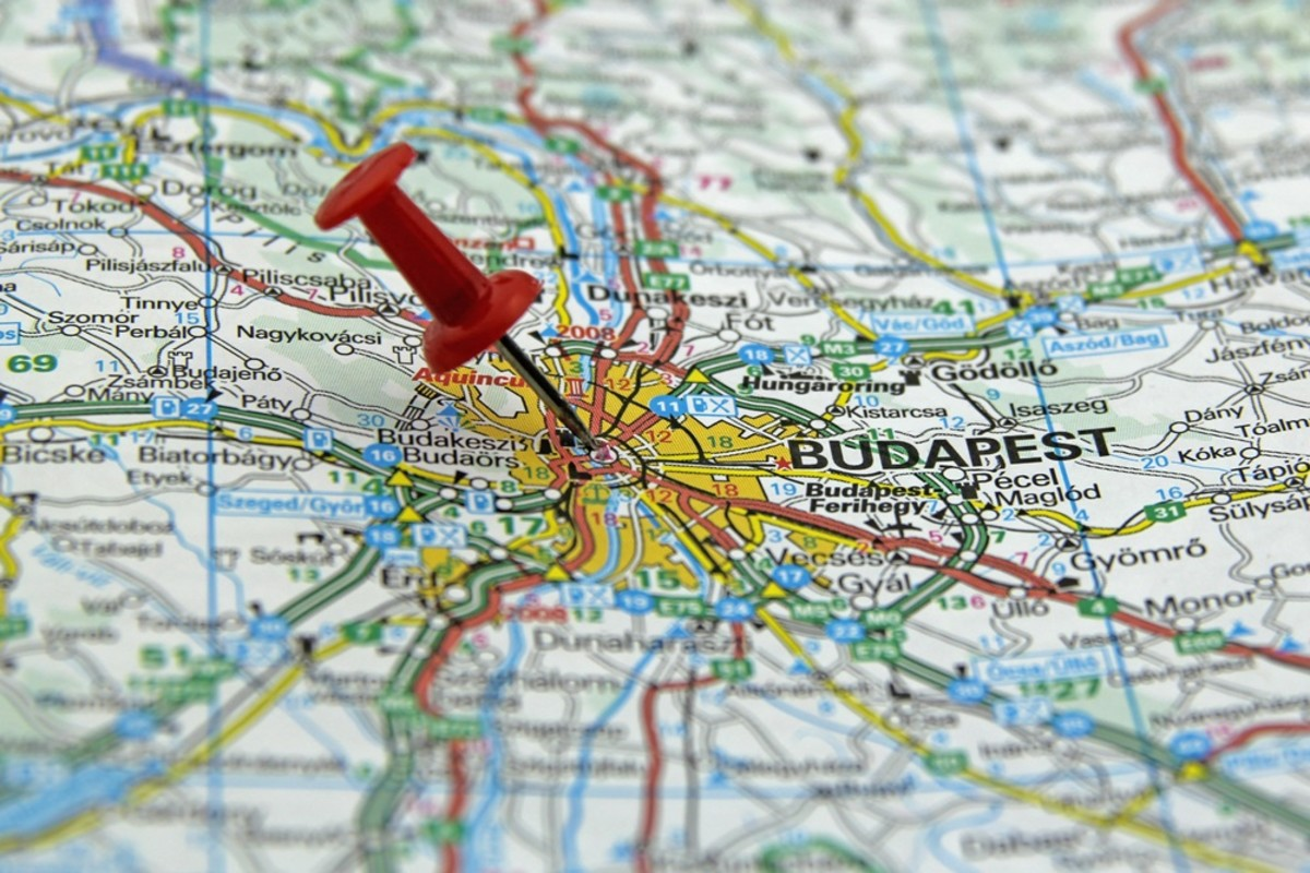 13 Lookout Points of Budapest