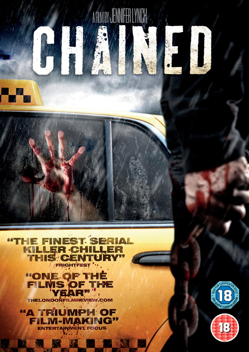 'Chained' (2012) - A Movie Review About a Serial Killer With A Twist.